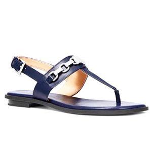 MICHAEL Michael Kors Leather Sandals